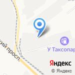 Плутос на карте Кирова