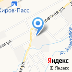 Формула Комфорта на карте Кирова