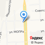 Плюшки-Ватрушки на карте Кирова