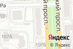 Схема проезда до компании Управление социальной защиты населения в г. Кирове в Кирове