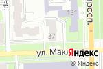 Схема проезда до компании Трио в Кирове