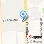 МЕЛЬНИЦА на карте Кирова