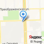 48 Центральный НИИ на карте Кирова