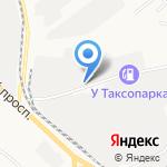 Предмет на карте Кирова