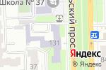 Схема проезда до компании Вятская государственная сельскохозяйственная академия в Кирове