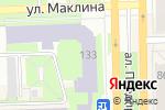 Схема проезда до компании Платежный терминал в Кирове