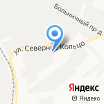 Исток строй на карте Кирова