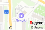 Схема проезда до компании АЗС в Кирове