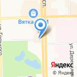 Нужные вещи на карте Кирова