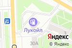 Схема проезда до компании Ниндзя-пицца в Кирове