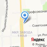 IQ на карте Кирова