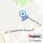 Кировпласт на карте Кирова