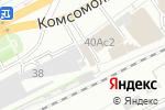 Схема проезда до компании Шиномонтаж в Кирове