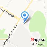 Аргон на карте Кирова