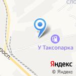 Данила Мастер на карте Кирова