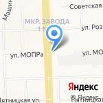 MARSEILLE на карте Кирова