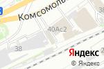Схема проезда до компании Мясобаза в Кирове