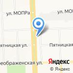 Кировская городская детская стоматологическая поликлиника на карте Кирова