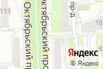 Схема проезда до компании Ключ здоровья в Кирове