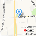 Кокорин и партнеры на карте Кирова