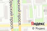 Схема проезда до компании Центр слухопротезирования в Кирове