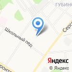 Библиотека №19 на карте Кирова