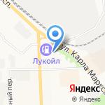 Тоkио на карте Кирова