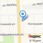Сезон на карте Кирова