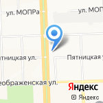 Гала-ТВ на карте Кирова