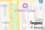 Схема проезда до компании Мототехника в Кирове