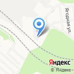Вятдорстрой на карте Кирова