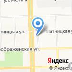 ВИД на карте Кирова
