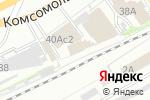 Схема проезда до компании ХозСемТорг в Кирове