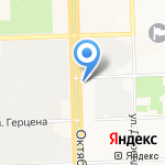 Житейские мелочи на карте Кирова