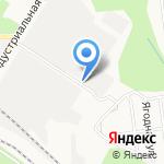 Бульдозер сервис на карте Кирова