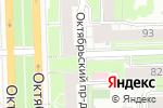 Схема проезда до компании Kassy.ru в Кирове