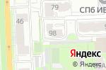 Схема проезда до компании Маяковская в Кирове