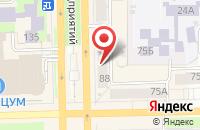 Схема проезда до компании Пельмени в Кирове