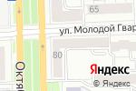 Схема проезда до компании Мебеллиссимо в Кирове