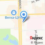 Джинс дрим на карте Кирова