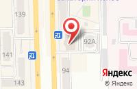 Схема проезда до компании Виталий в Кирове