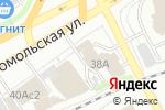 Схема проезда до компании Малые мосты и трубы в Кирове