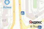 Схема проезда до компании ОРХИДЕЯ в Кирове