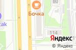 Схема проезда до компании Пив&Ко в Кирове
