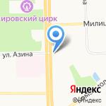 Julius Meinl на карте Кирова