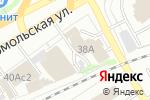 Схема проезда до компании Гофросталь в Кирове