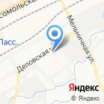 999 на карте Кирова