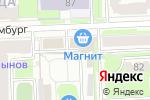 Схема проезда до компании Лаборатория ветсанэкспертизы в Кирове