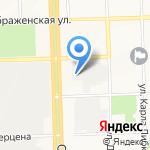 ТеплоГаз проект на карте Кирова