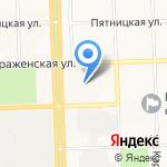 Детский сад №119 на карте Кирова